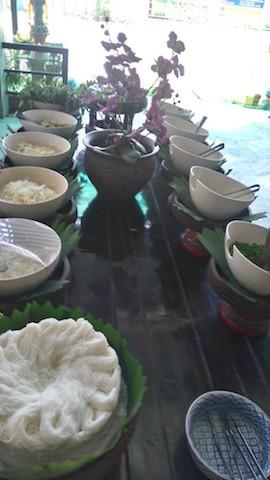 カノムジン麺