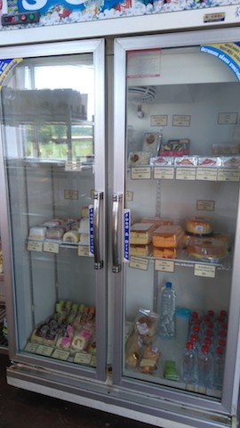 ダングベーカリー冷蔵庫