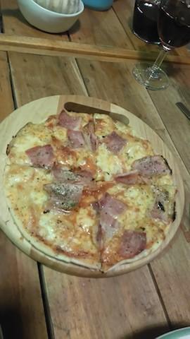 タマリンドピザ