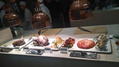 ファボーラ肉コーナー