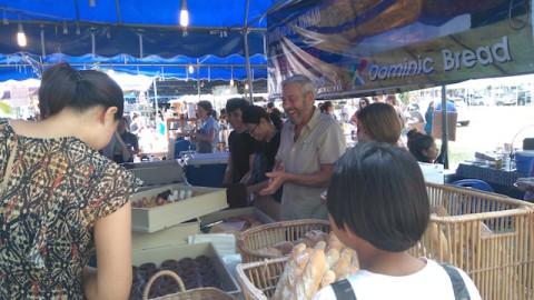 寿司次郎のおじさんパン