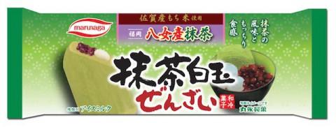 12051627DE-5DF_抹茶あずきアイスバー