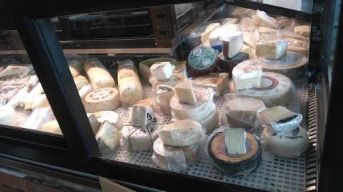 Enotecaチーズ