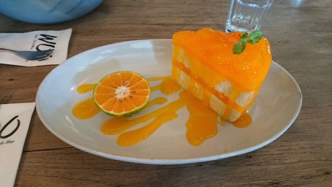 WOOケーキ